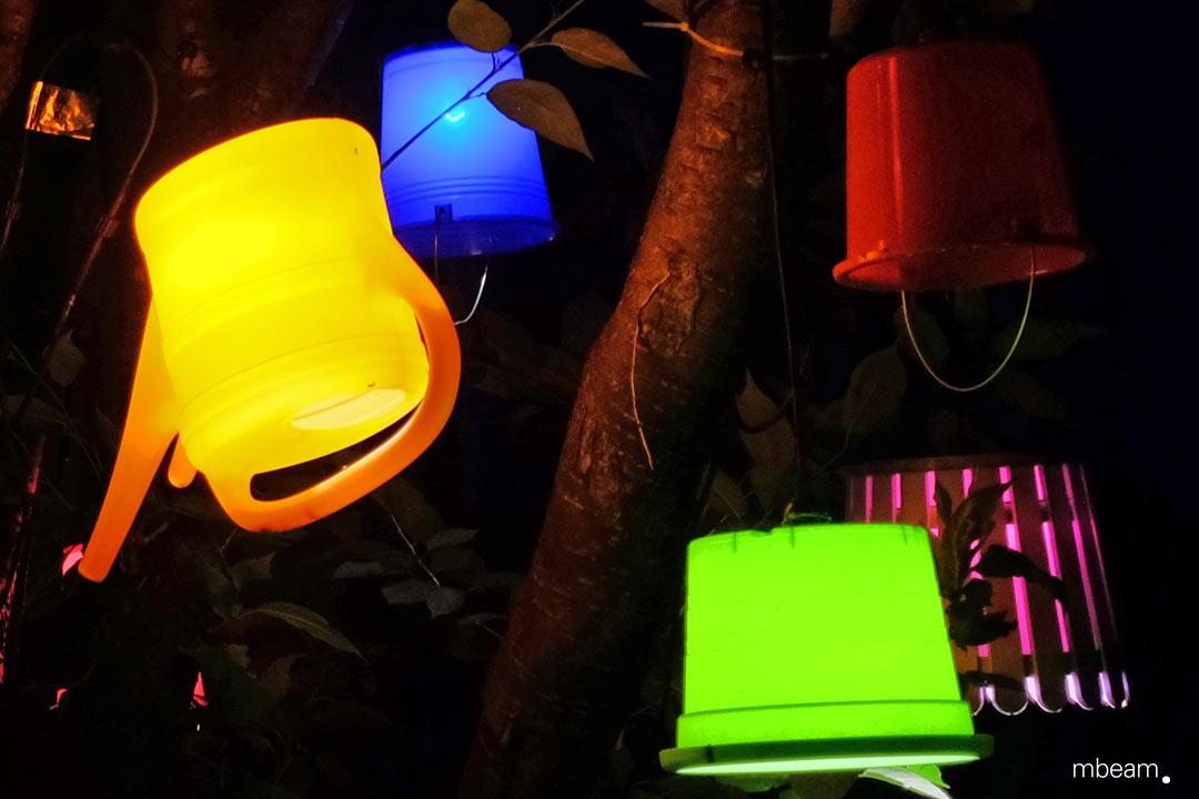 mbeam Atelier für Lichtkunst